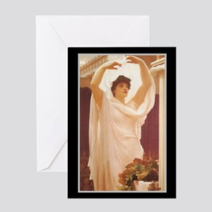 Leighton Invocation 2 Greeting Card